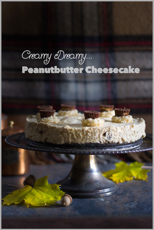 Thyme: Peanutbutter Cheesecake...on the outside...a journey of self examination on the inside