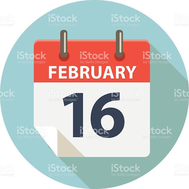 President Day Calendar Royaltyfree Stock Vector Art