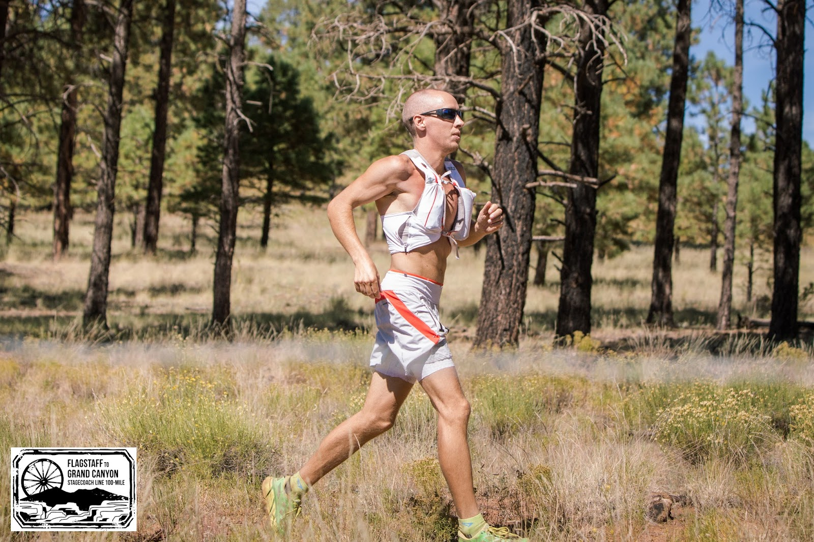 """I mostly race in steep terrain so my legs could have been better prepared for so much flat terrain."""""""