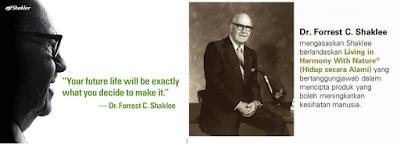 dr forrest Shaklee