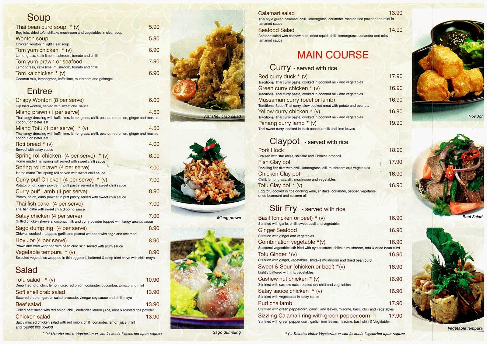 Khao San Road Restaurant Moonee Ponds