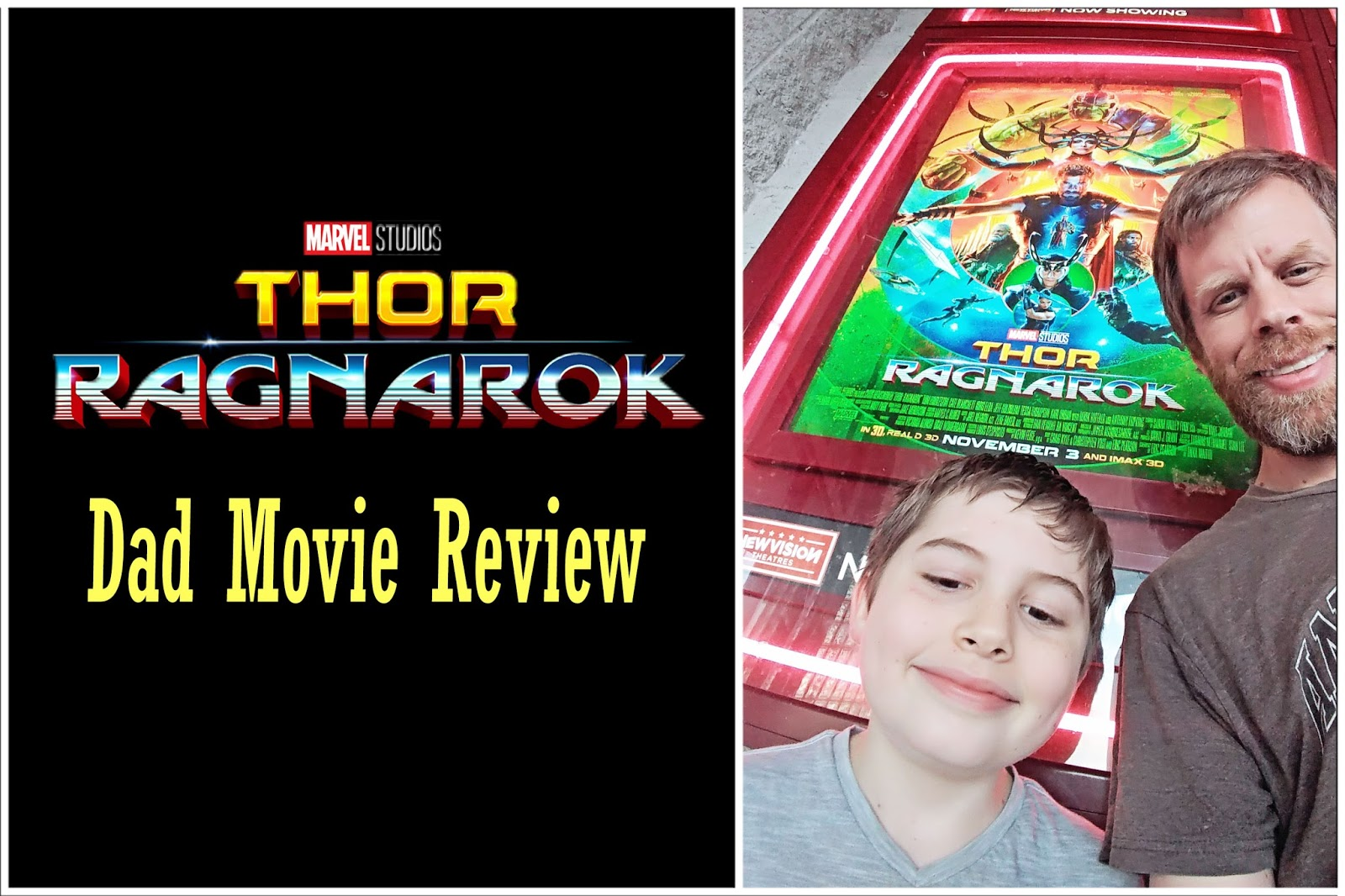 Thor Ragnarok -  Movie Review