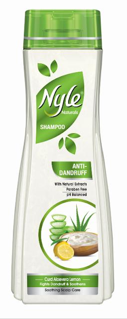 Nyle -Anti Dandruff Shampoo