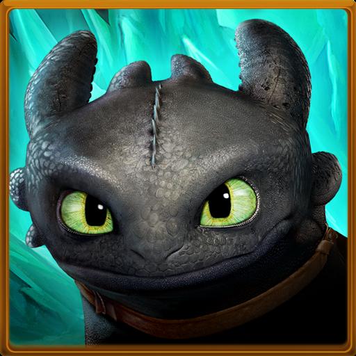 تحميل لعبه Dragons: Rise of Berk 1.36.10 مهكره وجاهزه للاندرويد