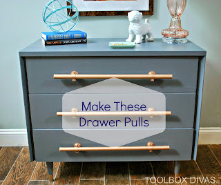 How To Make Drawer Pulls