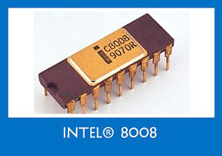 Intel 8008 (1972)