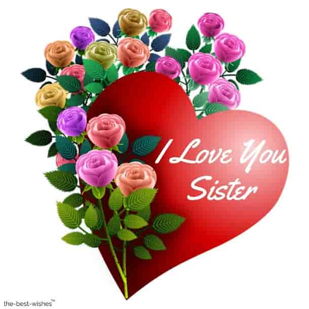 good morning sister love you