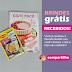 Brindes Grátis - Revista Com Você da Nestlé