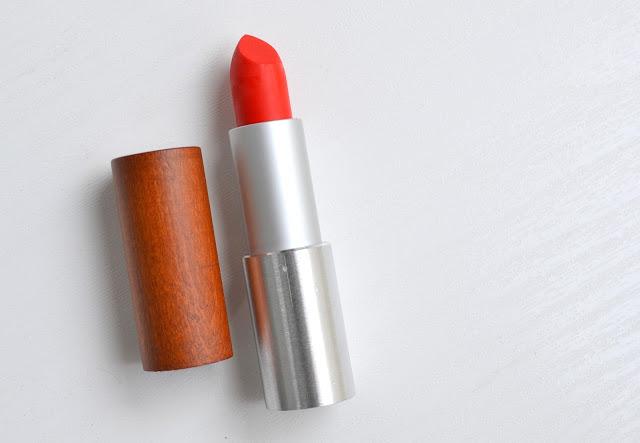 Maison Jacynthe Makeup Look Red Lip