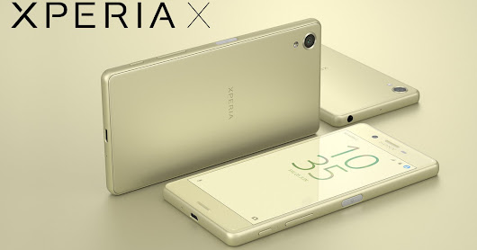 Sony Xperia X full specifications