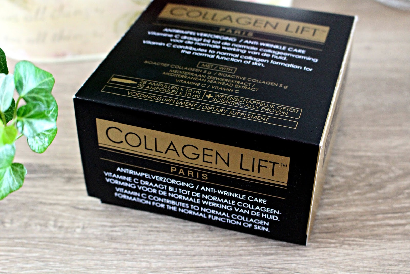 Collagen Lift Paris