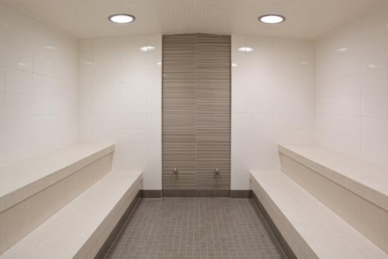 Qual a melhor sauna el trica a g s ou a lenha dicas - Tipos de saunas ...