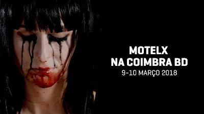 MOTELX na Coimbra BD nos dias 9 e 10 de Março