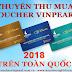 Thu mua voucher Vinpearl Condotel & Villas tháng 01/2018