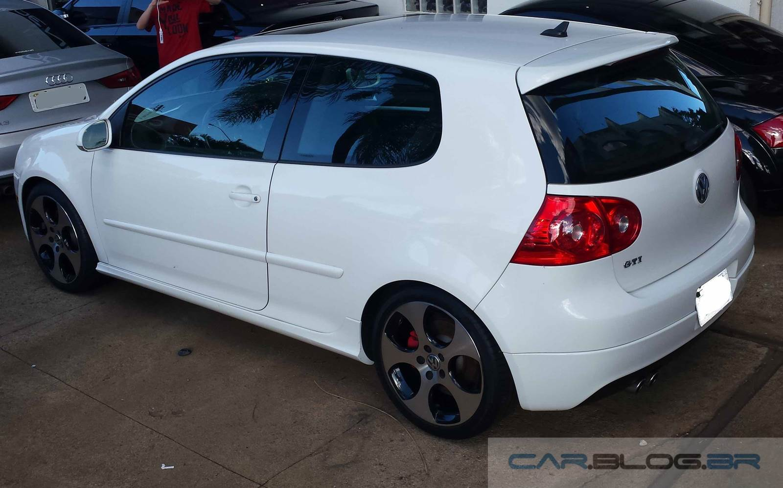 Vw Golf Gti Mk5 2007 Pre 231 O Performance E Especifica 231 245 Es