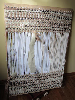 Simply Resourceful How To Make A Rag Rug