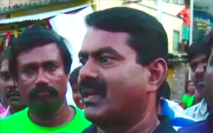 Seeman says TN Govt. Carelessness is the cause for the Flood