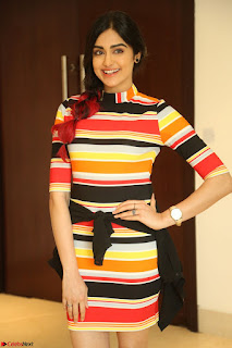 Adha Sharma in a Cute Colorful Jumpsuit Styled By Manasi Aggarwal Promoting movie Commando 2 (132).JPG