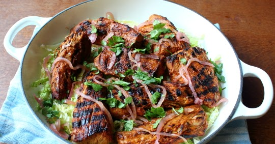 Yucatan-Style Grilled Pork – Surrounded on Three Sides by Flavor