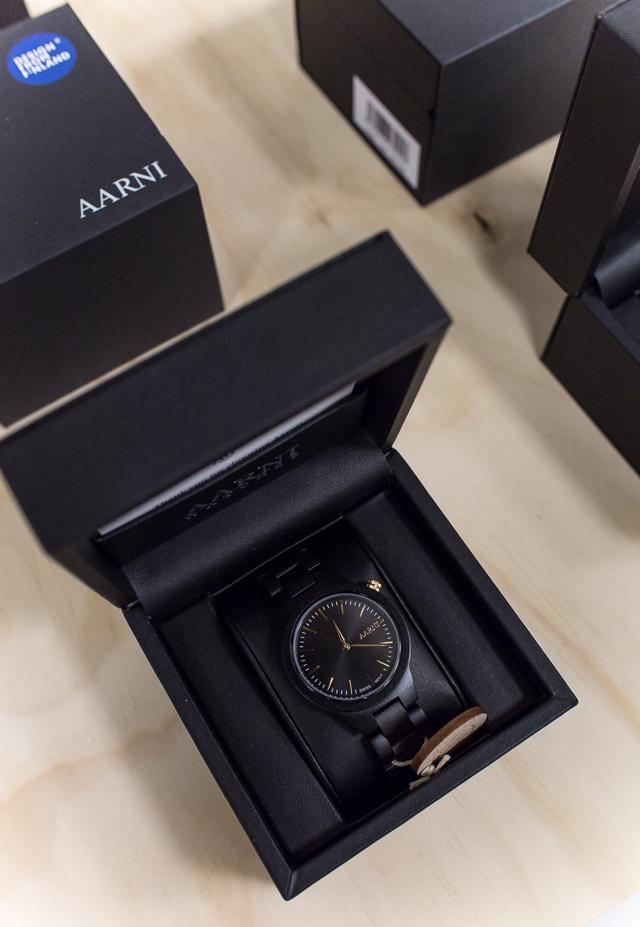 Designkulma, Aarni kello
