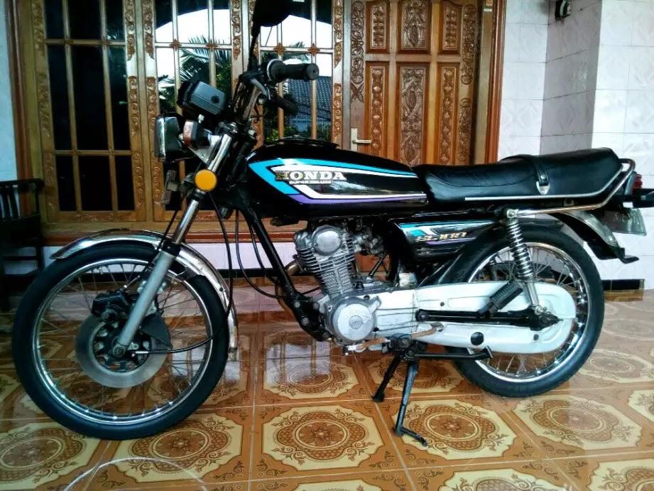 glcepek - Motor jadul asing yang sempat booming di indonesia