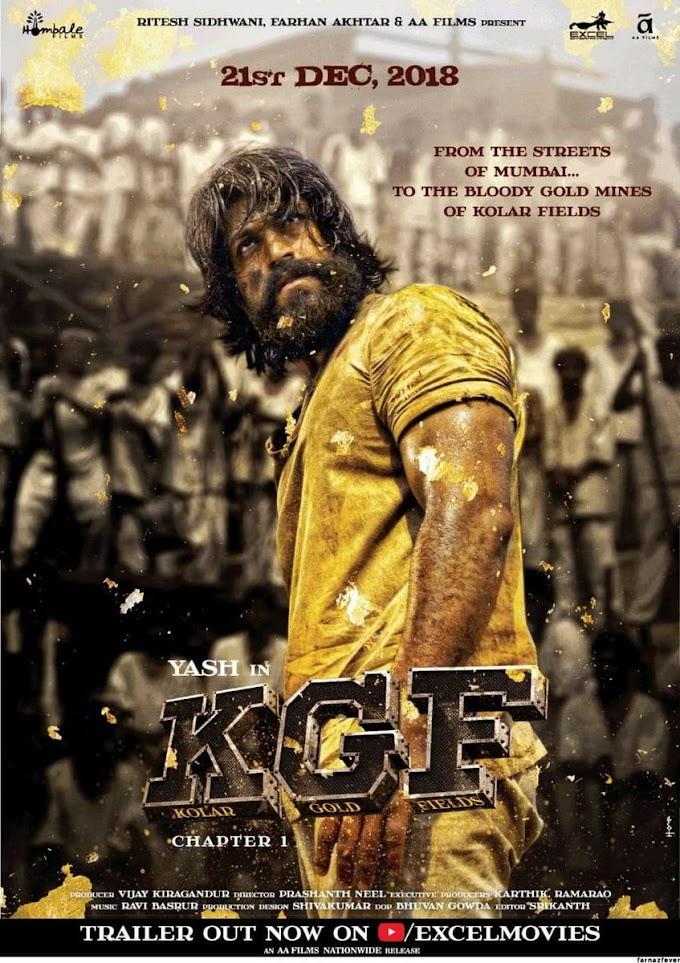 Review Filem K.G.F: Chapter 1