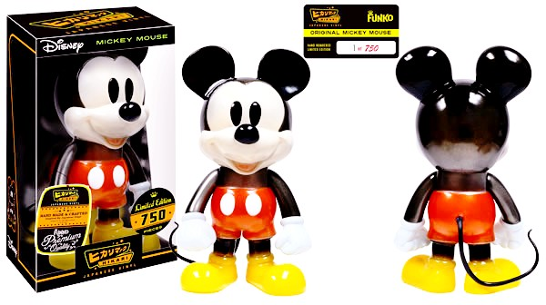 The Blot Says Disney Original Mickey Mouse Hikari