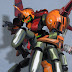 MG 1/100 Marasai customized build