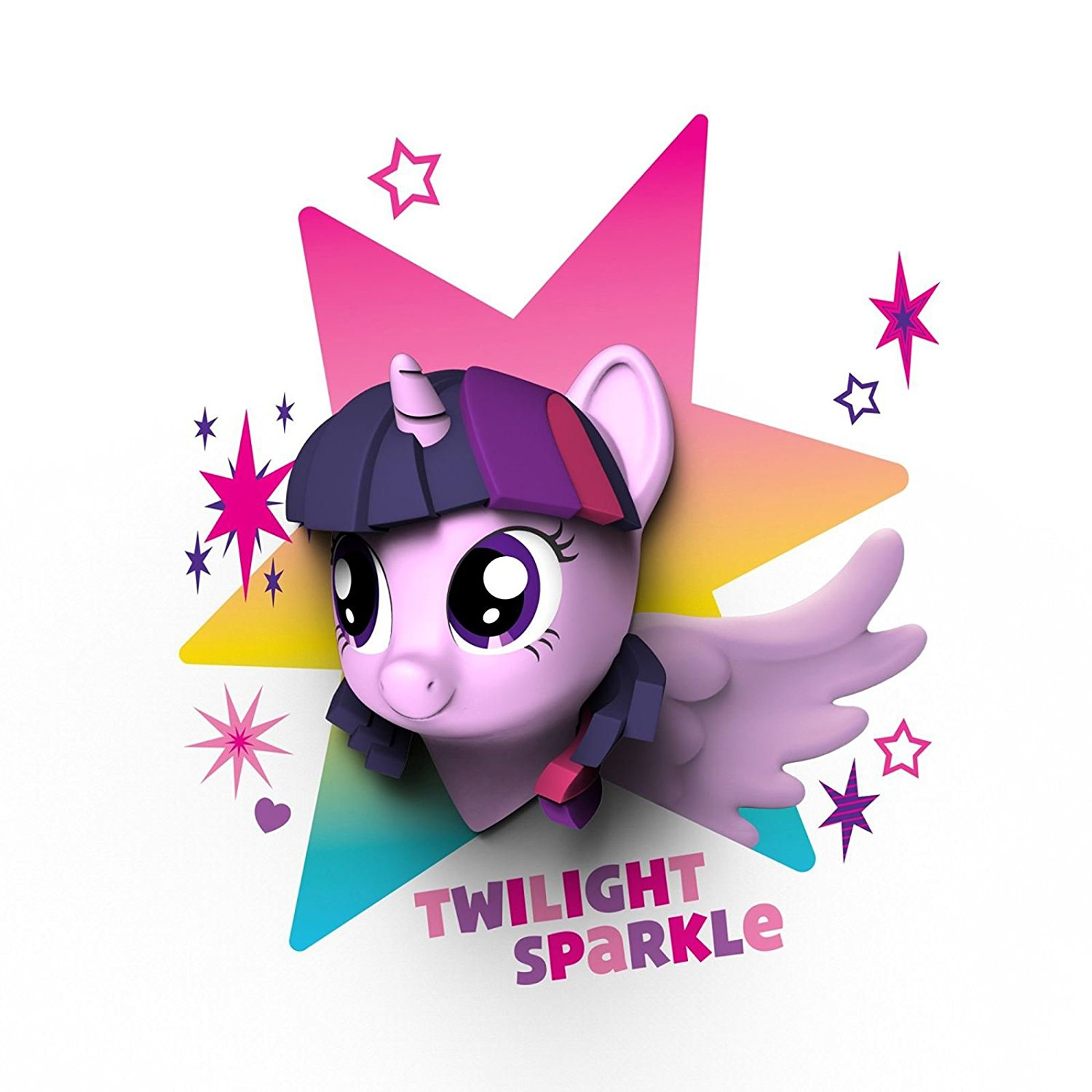Trend My Little Pony D Wall Deco Light Twilight Sparkle