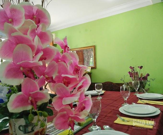 Jemputan Majlis Makan-Makan di M'Rimbun Catering