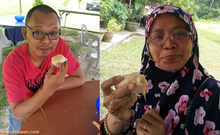 Durian Relau, Bandar Baharu, Kedah