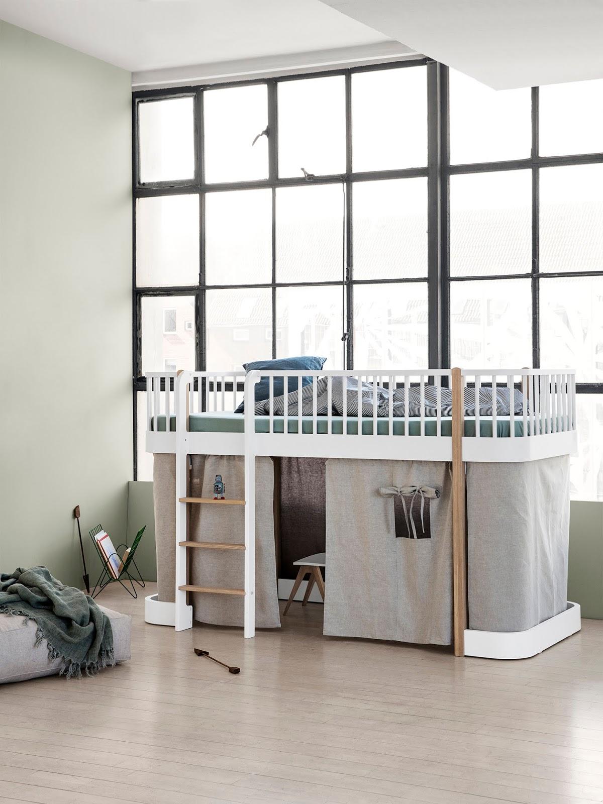 Co zrobić z piętrowym łóżkiem?