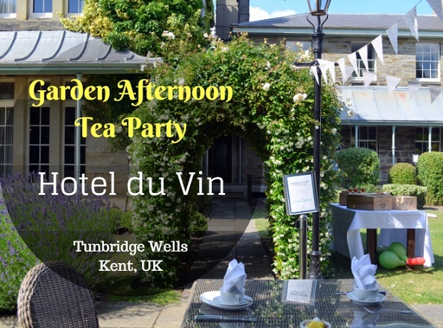 hotel du vin tunbridge afternoon tea