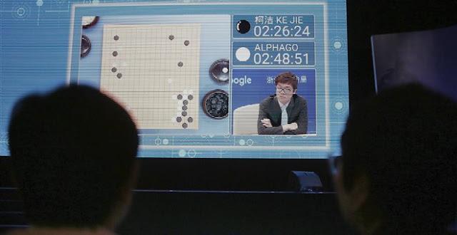 Τεχνητή Νοημοσύνη vs Άνθρωπος 1-0