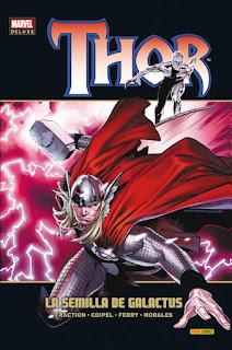Thor 6. La semilla de Galactus