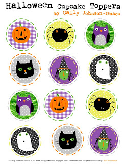 http://www.welovetoillustrate.com/2011/10/happy-halloween-cupcake-toppers.html