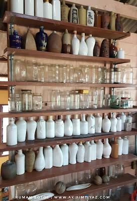 Uniknya Rumah Botol Di Terengganu