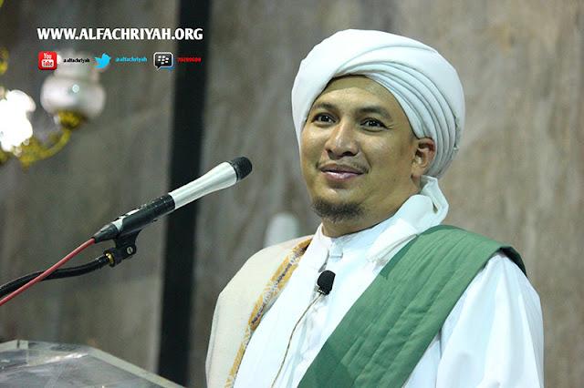 Habib Ahmad bin Novel: Jangan Dengarkan Urusan Politik saat Hadiri Maulid