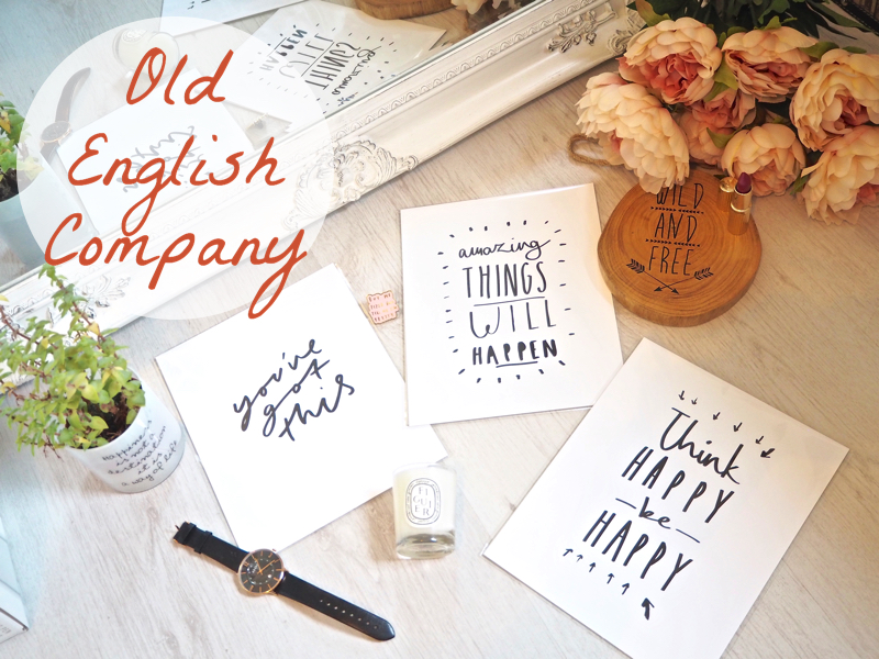 Old English Company