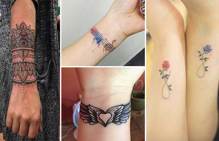 bayan bilek dövmeleri woman wrist tattoos