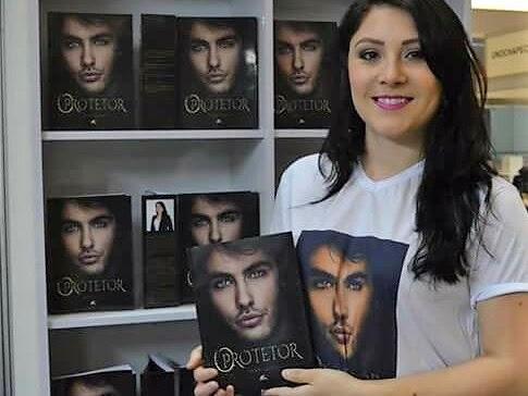 """Conhecendo Ariane Zucco, autora do livro """"O Protetor"""""""