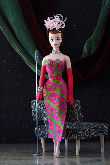 Dolldom july 2016 - Barbie chanteuse ...
