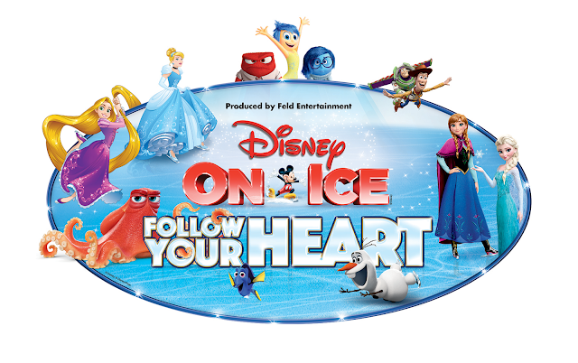 Disney on Ice Presents:  Follow Your Heart at The Q