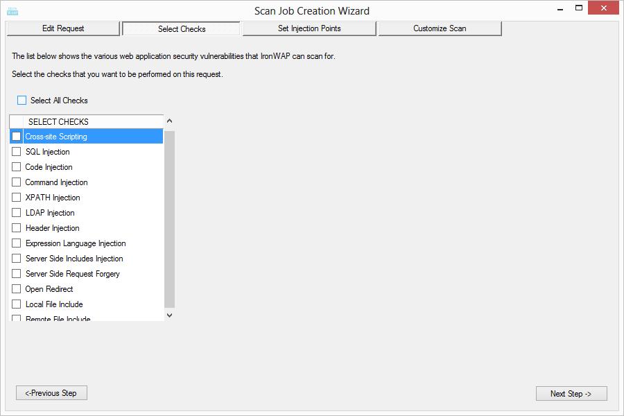 IronWASP - Open Source Advanced Web Security Testing Platform: 2013