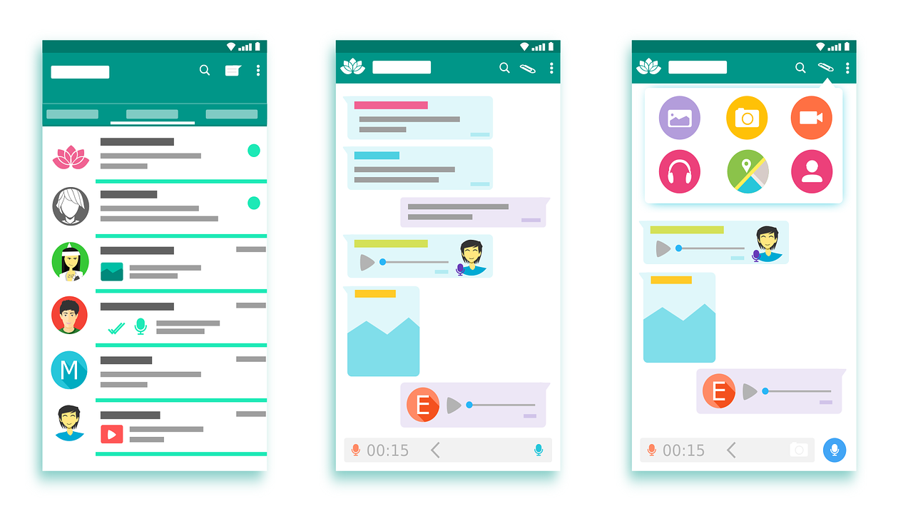 App untuk chat dengan orang asing