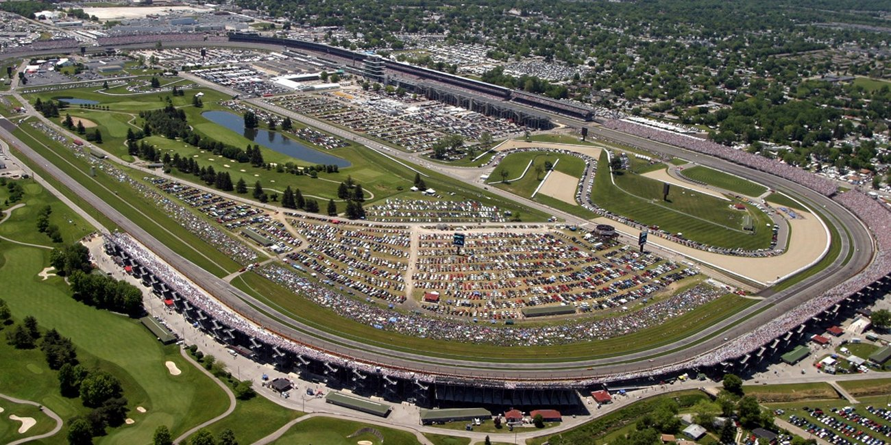 Bernie sanders continues to draw huge crowds bud meyers for Indianapolis motor speedway indianapolis in