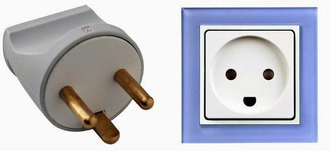 ElectroiD3: Electrical: Power Plug & Outlet Type K