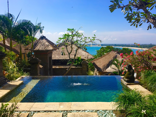 glutenfrei im Four Seasons Jimbaran Bay Bali