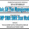 Contoh SK Tim Manajemen BOS SD SMP SMA SMK Dan Madrasah Tahun 2018
