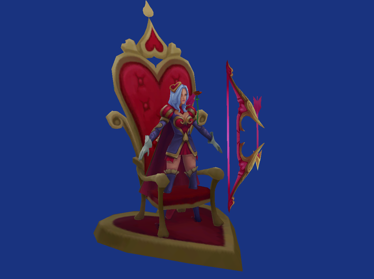 League Of Legends Player's Blog: New skin for the oldie ...